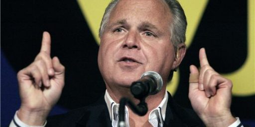 Rush Limbaugh Arrested on Prescription Drug Charges