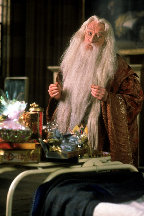 Dumbledore Gay, Says J.K. Rowling