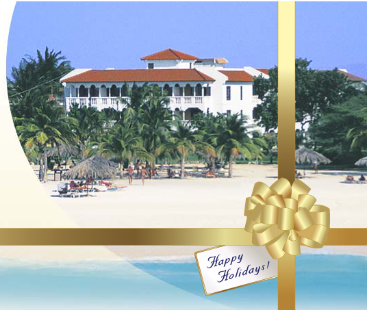 Merry Christmas from Aruba