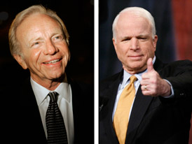 Lieberman to Endorse McCain
