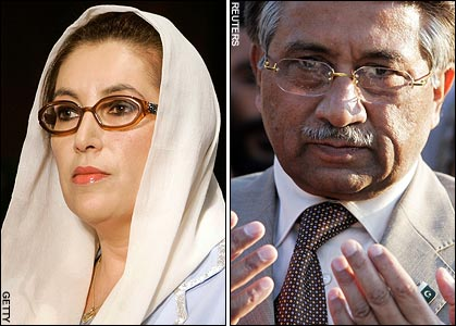 Bhutto Was to Reveal Musharraf Fixing Elections