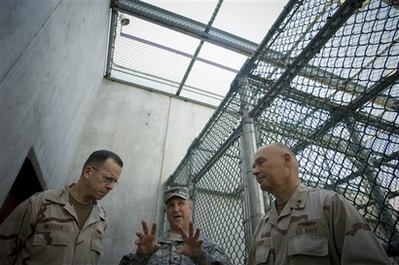 Joint Chiefs Chairman: Close Guantanamo