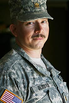 Andrew Olmsted Killed in Iraq