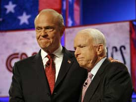 Fred Thompson Quitting - Or Surging?