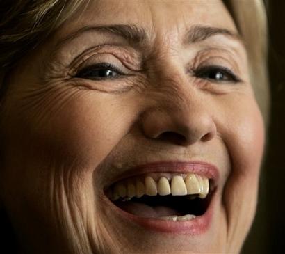 Clinton 'Interested in Acquiring Delegates, Period'