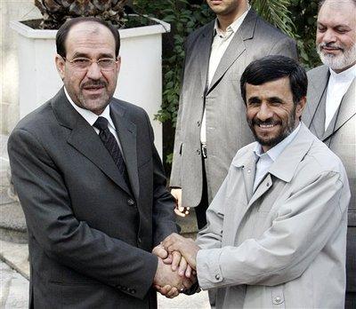 U.S. and Iran - Basra Team-Up?