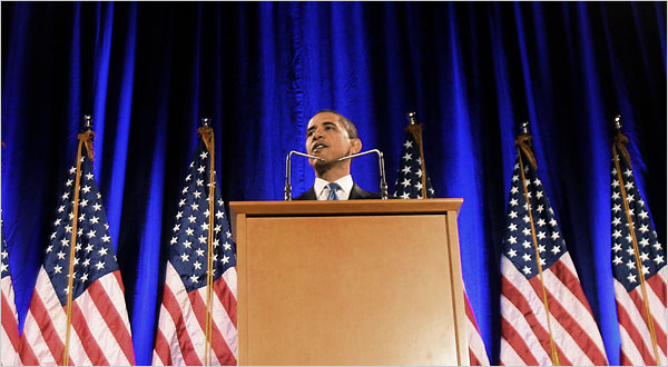 Obama's 'More Perfect Union' Speech