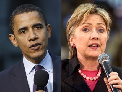 Time on Hillary's Side?  Or Obama's?