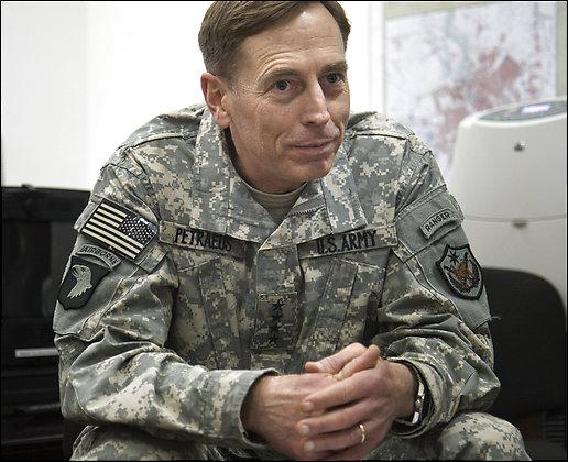 Petraeus: Iraqi Leaders Not Making 'Sufficient Progress'