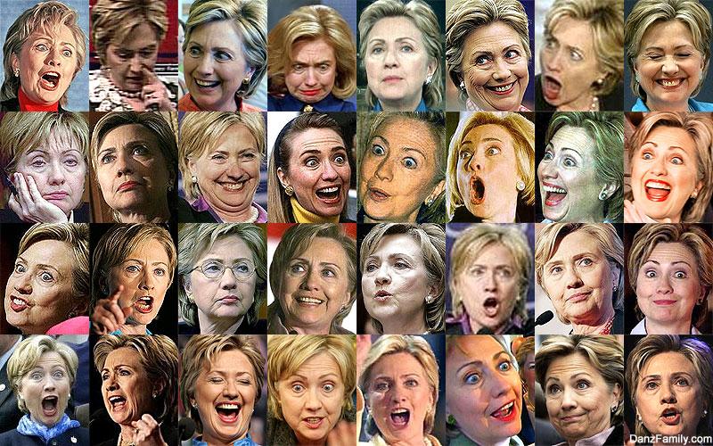 Hillary Clinton Hysteria