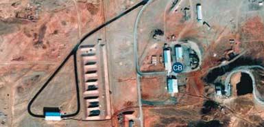 Iranian Ballistic Missile Facility Found