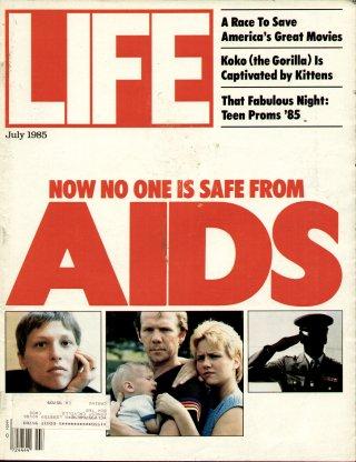 1985 AIDS 'Victim' Still Alive