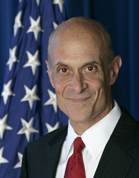 Michael Chertoff Interview - Border Fence, RealID, and Alert Levels