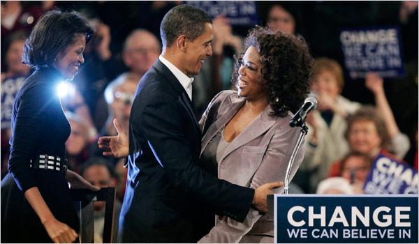 Obama Endorsement Costs Oprah Fans