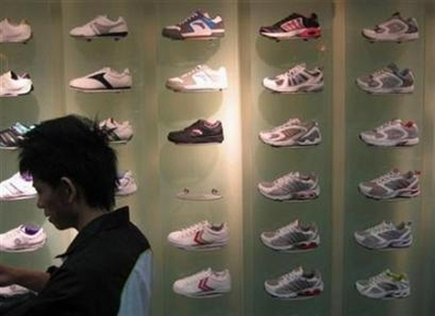 Sneakers the Sign of a Leader?