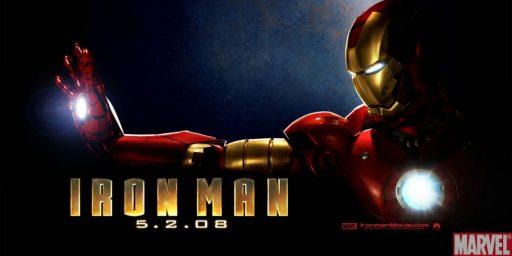 Iron Man a Second-Tier Superhero?