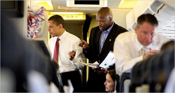 Reggie Love: Barack Obama's Body Man