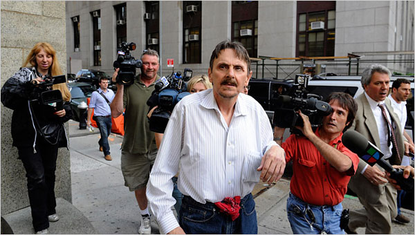 NYC Chief Crane Inspector Arrested
