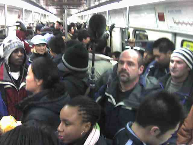 Forced Public Transit