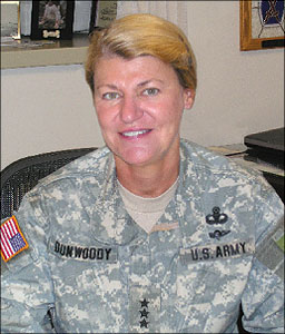 Ann Dunwoody First Woman Four-Star General