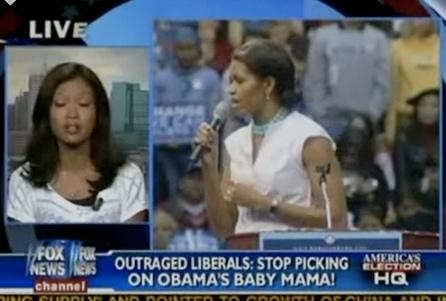Obama's Baby Mama