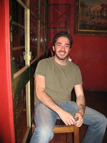 Brian Beutler Shot in DC Mugging
