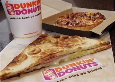 Dunkin' Donuts Healthy Menu