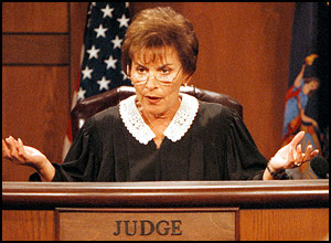 Judge Judy Republicans