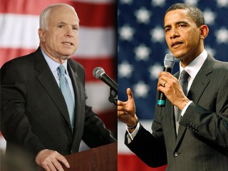 McCain and Obama on Iraq and Afghanistan