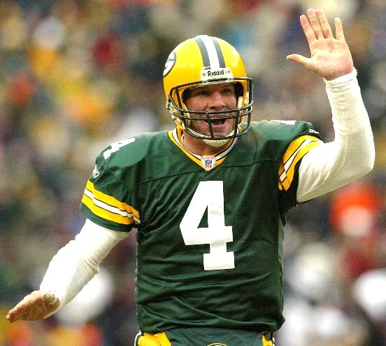 Brett Favre Traded to Jets