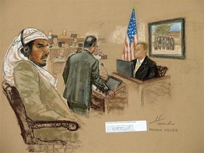 Hamdan's Light Sentence