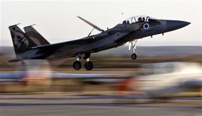Israel Readying Iranian Strike?