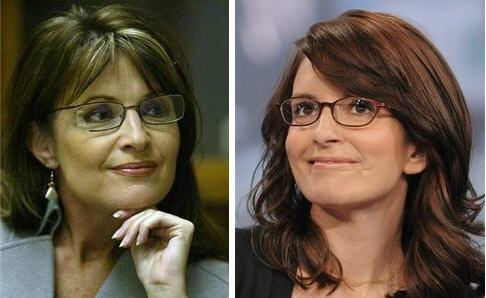 Tina Fey to Play Sarah Palin on SNL