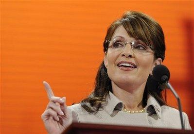 Palin's Speech Reax
