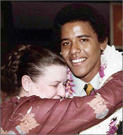 Obama to Visit Dying Grandmother