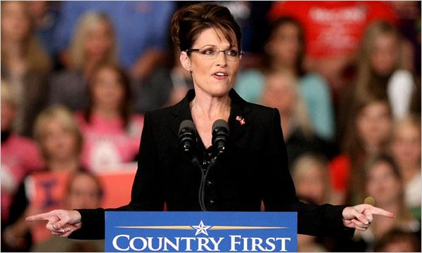 Palin Dragging McCain Down?