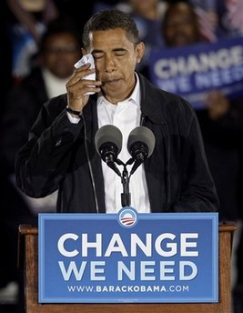 Barack Obama's Grandmother Dies