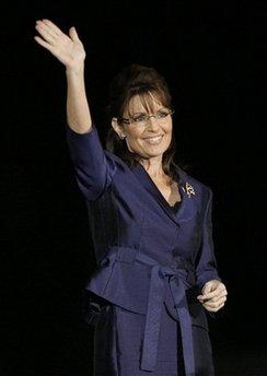 Sarah Palin in Demand