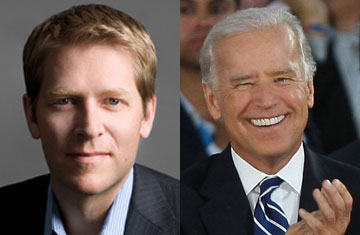 Jay Carney Leaves Time for Joe Biden