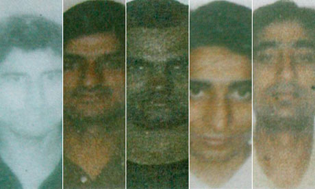 Indian Government Names Mumbai Suspects