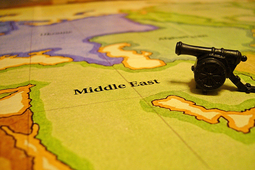 Pulling Out: Debating Middle East Disengagement (Affirmative)