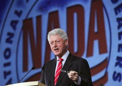 Bill Clinton Made Millions Overseas