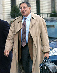 Leon Panetta as CIA Director