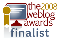 Weblog Awards Endorsements