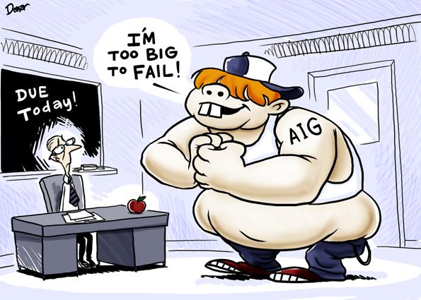 AIG Bonus Tax Constitutional, Bad Policy, Unnecessary