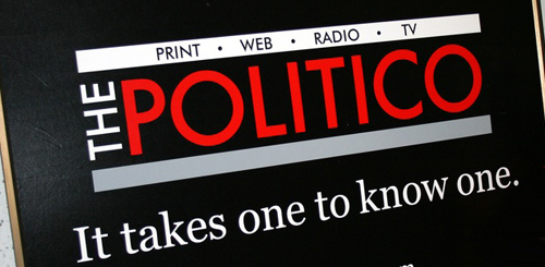 POLITICO to Charge More in Places Where It's Less Popular