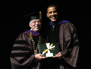 Arizona State: Obama Not Worthy of Degree