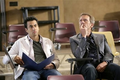 Kal Penn Quits 'House' for White House