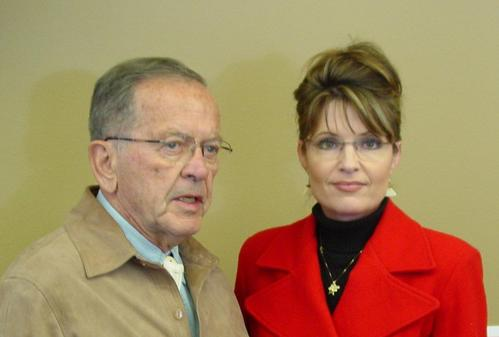 Palin:  Begich Should Resign