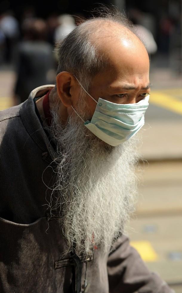 Old Folks' Swine Flu Immunity